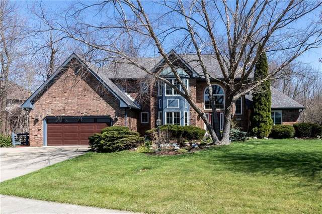 21121 Carrigan Crossing, Noblesville, IN 46062 (MLS #21775048) :: The Indy Property Source