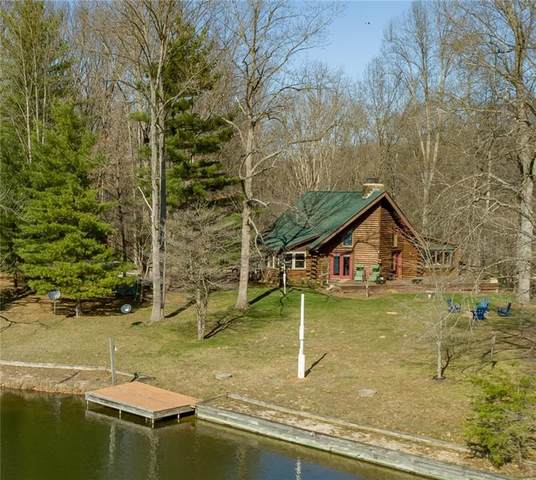 5635 Little Fox Lake Drive, Morgantown, IN 46160 (MLS #21775049) :: Mike Price Realty Team - RE/MAX Centerstone