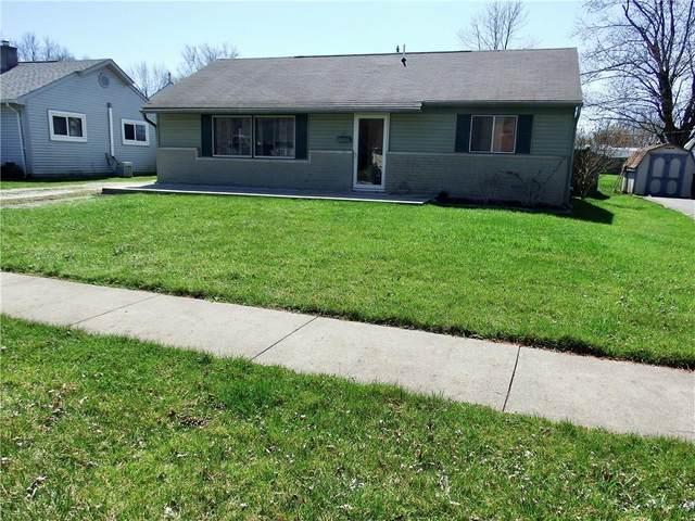 107 Bentwood Drive, Greenwood, IN 46143 (MLS #21775052) :: Heard Real Estate Team | eXp Realty, LLC