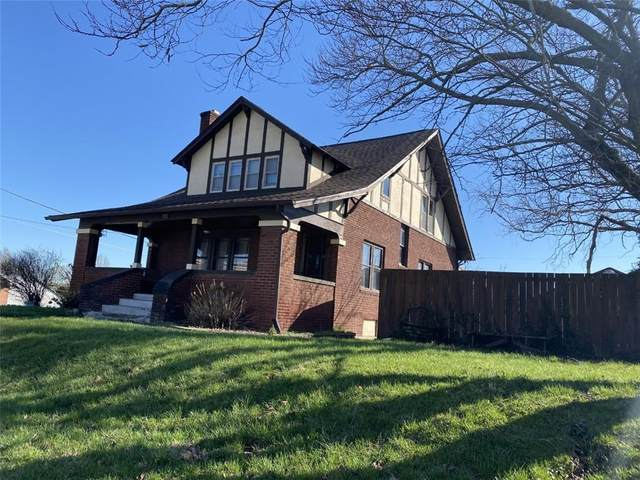 122 E Cross St., Brownstown, IN 47220 (MLS #21775069) :: Mike Price Realty Team - RE/MAX Centerstone