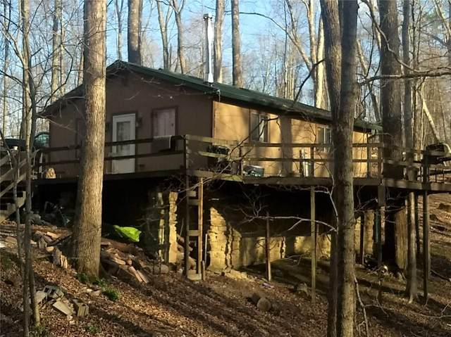 1719 South Drive, Nashville, IN 47448 (MLS #21775075) :: Mike Price Realty Team - RE/MAX Centerstone