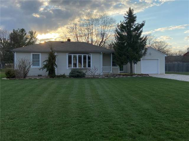 396 S Hendricks Drive, Greenwood, IN 46142 (MLS #21775087) :: The Indy Property Source