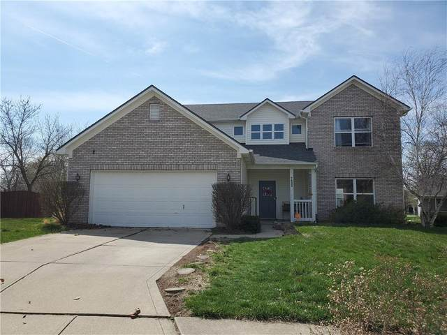 7922 Alamosa Lane, Indianapolis, IN 46236 (MLS #21775098) :: Mike Price Realty Team - RE/MAX Centerstone