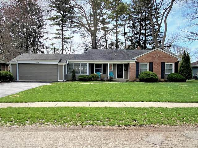 1207 Oak Ridge Drive, Indianapolis, IN 46220 (MLS #21775114) :: The Indy Property Source