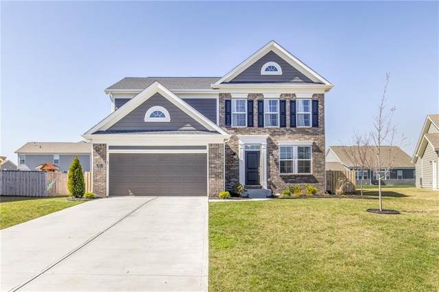 1090 Arthur Court, Greenfield, IN 46140 (MLS #21775116) :: Mike Price Realty Team - RE/MAX Centerstone