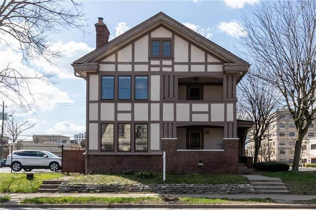 1734 N Pennsylvania Street #1, Indianapolis, IN 46202 (MLS #21775118) :: Heard Real Estate Team | eXp Realty, LLC