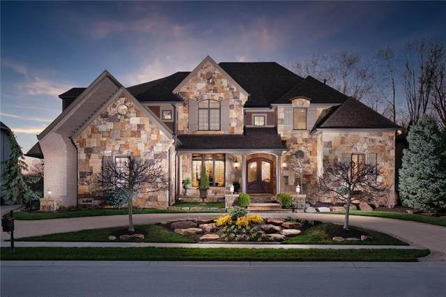 4202 Pete Dye Boulevard, Carmel, IN 46033 (MLS #21775135) :: AR/haus Group Realty