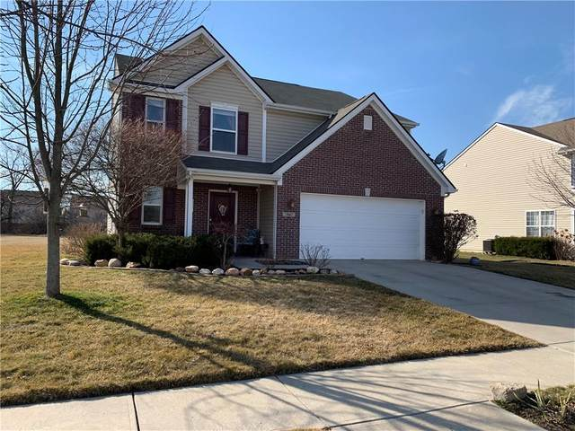 5862 Brookstone Drive, Indianapolis, IN 46234 (MLS #21775144) :: Heard Real Estate Team | eXp Realty, LLC
