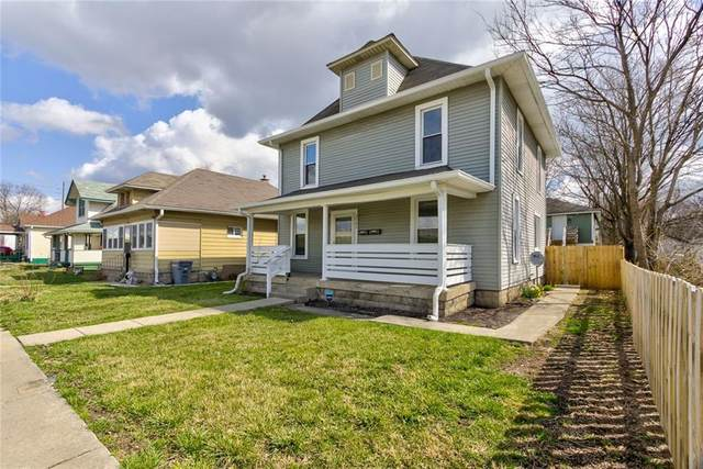 2523 N Shriver Avenue, Indianapolis, IN 46208 (MLS #21775146) :: AR/haus Group Realty
