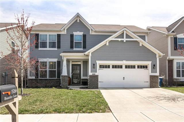 15268 Brantley Lane, Noblesville, IN 46060 (MLS #21775148) :: The Indy Property Source