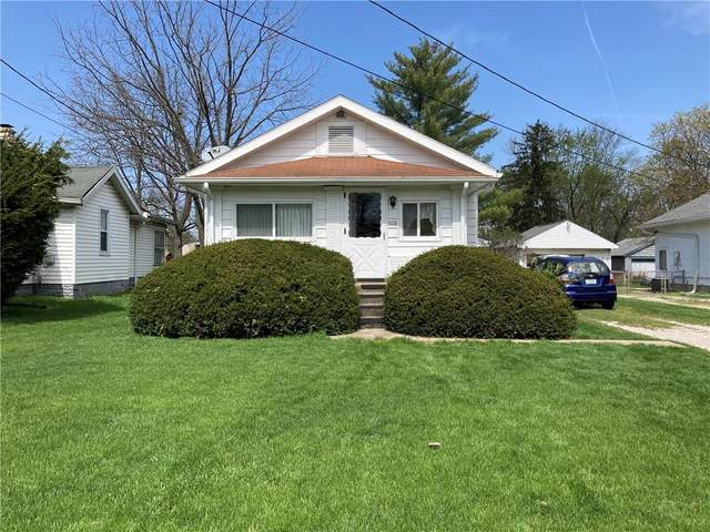 5118 Chelsea Road, Indianapolis, IN 46241 (MLS #21775155) :: Ferris Property Group