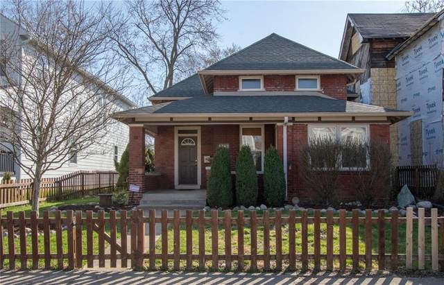 1249 Union Street, Indianapolis, IN 46225 (MLS #21775156) :: Heard Real Estate Team | eXp Realty, LLC