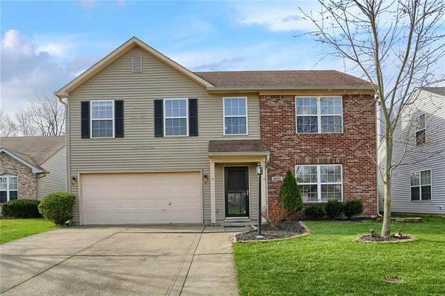6055 Woodmill Drive, Fishers, IN 46038 (MLS #21775160) :: The Evelo Team
