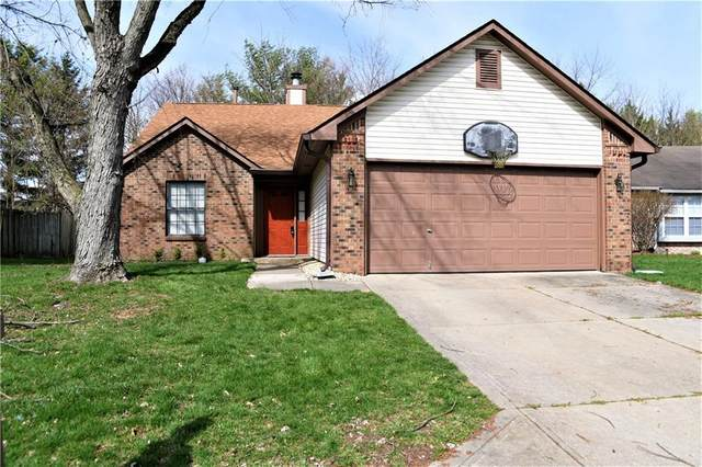 14610 Village Park East Drive, Carmel, IN 46033 (MLS #21775162) :: Heard Real Estate Team | eXp Realty, LLC