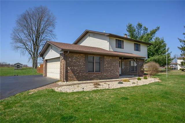 1370 S Highland Drive, Franklin, IN 46131 (MLS #21775163) :: Mike Price Realty Team - RE/MAX Centerstone