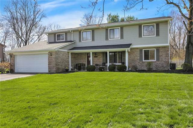 6804 Bloomfield Drive, Indianapolis, IN 46259 (MLS #21775167) :: Heard Real Estate Team | eXp Realty, LLC