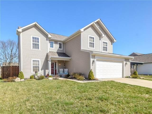 780 Ponderosa Pine Drive, Whiteland, IN 46184 (MLS #21775172) :: Mike Price Realty Team - RE/MAX Centerstone