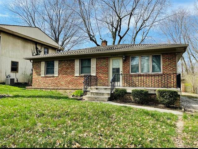 3662 S Pennsylvania Street, Indianapolis, IN 46227 (MLS #21775175) :: Mike Price Realty Team - RE/MAX Centerstone