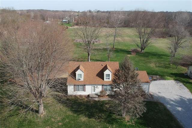 2820 E County Road 750 S, Clayton, IN 46118 (MLS #21775211) :: Mike Price Realty Team - RE/MAX Centerstone