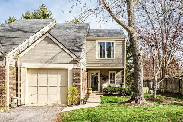 9571 Aberdare Drive, Indianapolis, IN 46250 (MLS #21775227) :: The Indy Property Source