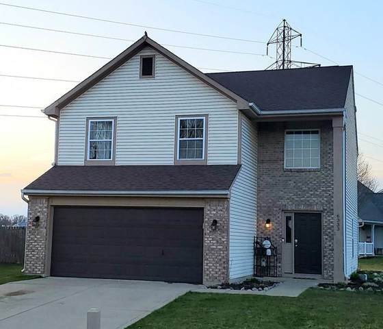 6333 Arrowhead Drive, Anderson, IN 46013 (MLS #21775235) :: AR/haus Group Realty