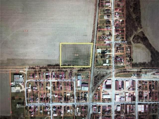 N/A Off Railroad Street, Roachdale, IN 46172 (MLS #21775243) :: David Brenton's Team
