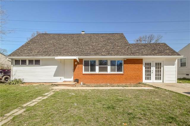 6154 E 43RD Street, Indianapolis, IN 46226 (MLS #21775252) :: Heard Real Estate Team | eXp Realty, LLC