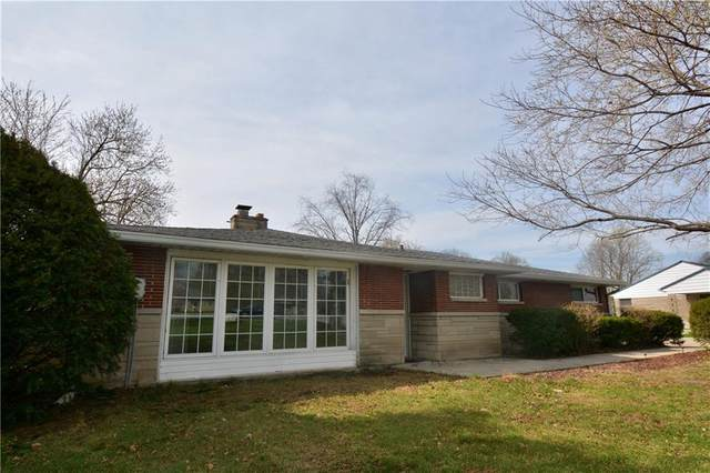 6603 Rockville Road, Indianapolis, IN 46214 (MLS #21775257) :: Dean Wagner Realtors
