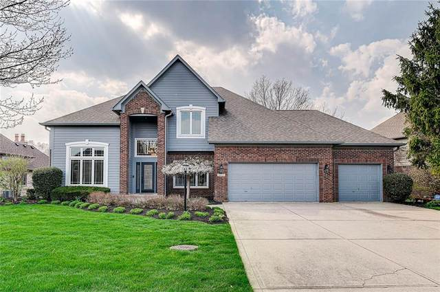 1413 Cricklewood Way, Zionsville, IN 46077 (MLS #21775266) :: The Indy Property Source