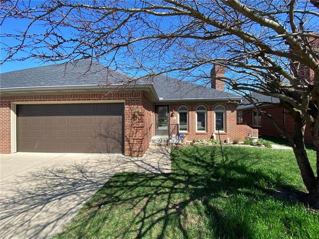 241 Andrews Boulevard, Plainfield, IN 46168 (MLS #21775300) :: Heard Real Estate Team | eXp Realty, LLC