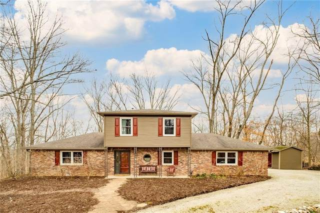 404 W Town Hill Road, Nashville, IN 47448 (MLS #21775339) :: The Indy Property Source