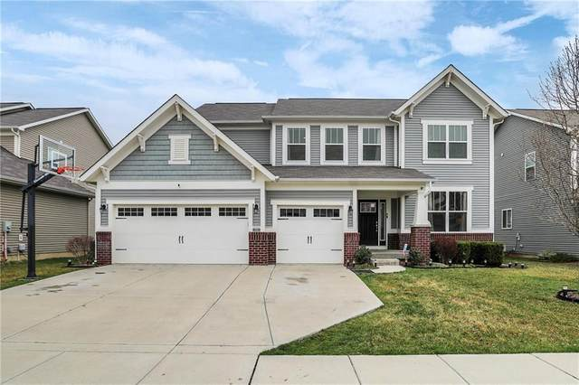7817 Gray Eagle Drive, Zionsville, IN 46077 (MLS #21775343) :: RE/MAX Legacy