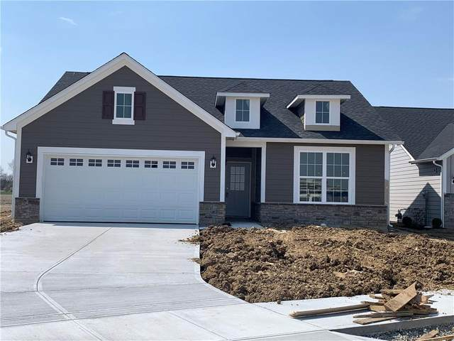 19144 Goins Boulevard, Westfield, IN 46074 (MLS #21775346) :: Mike Price Realty Team - RE/MAX Centerstone
