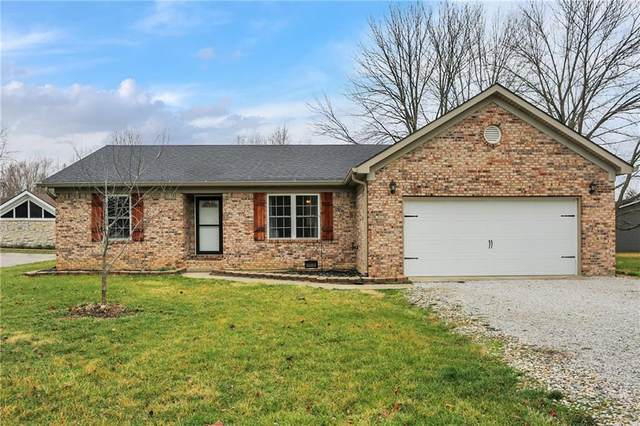 613 Mill Springs, Coatesville, IN 46121 (MLS #21775351) :: Anthony Robinson & AMR Real Estate Group LLC