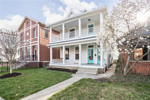 909 N Broadway Street, Indianapolis, IN 46202 (MLS #21775370) :: Heard Real Estate Team | eXp Realty, LLC