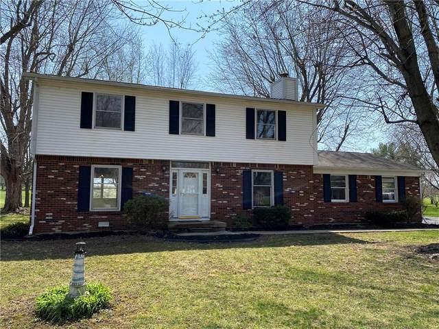 3067 W Tam O Shanter Drive W, Crawfordsville, IN 47933 (MLS #21775379) :: Ferris Property Group