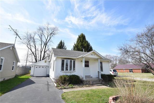 907 S Grace Street, Crawfordsville, IN 47933 (MLS #21775390) :: Mike Price Realty Team - RE/MAX Centerstone