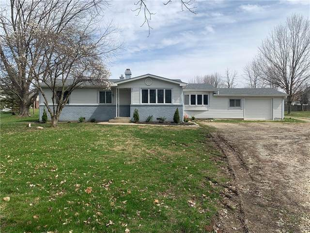 11012 Brooks School Road, Fishers, IN 46037 (MLS #21775393) :: The Evelo Team