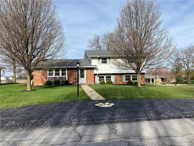 210 Orchard Lane, Alexandria, IN 46001 (MLS #21775415) :: Anthony Robinson & AMR Real Estate Group LLC