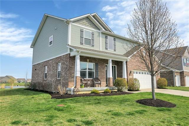 4674 W Chert Drive, New Palestine, IN 46163 (MLS #21775416) :: Anthony Robinson & AMR Real Estate Group LLC