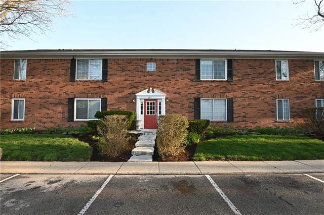 6417 Park Central Drive W D, Indianapolis, IN 46260 (MLS #21775421) :: Heard Real Estate Team | eXp Realty, LLC