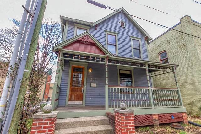 525 E Walnut Street, Indianapolis, IN 46202 (MLS #21775446) :: The Indy Property Source