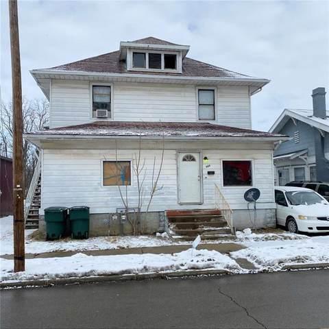 927 W Kilgore Avenue, Muncie, IN 47305 (MLS #21775451) :: The ORR Home Selling Team