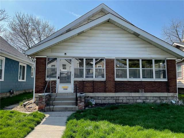 1008 N Olney Street, Indianapolis, IN 46201 (MLS #21775459) :: Ferris Property Group