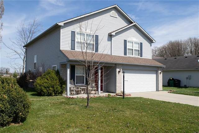1902 Cold Spring Drive, Brownsburg, IN 46112 (MLS #21775460) :: The Indy Property Source