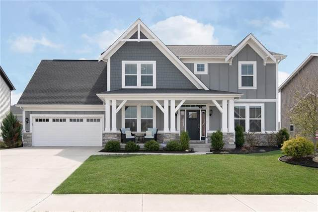 6431 W Clearview Drive, Mccordsville, IN 46055 (MLS #21775462) :: Anthony Robinson & AMR Real Estate Group LLC