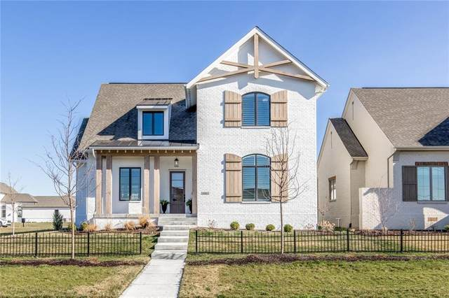1431 Andante Way, Westfield, IN 46074 (MLS #21775463) :: The Indy Property Source