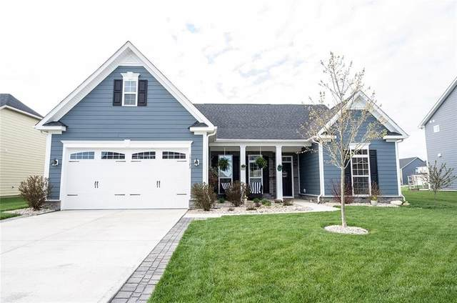 15123 Bentfield Court, Fishers, IN 46037 (MLS #21775465) :: The Indy Property Source
