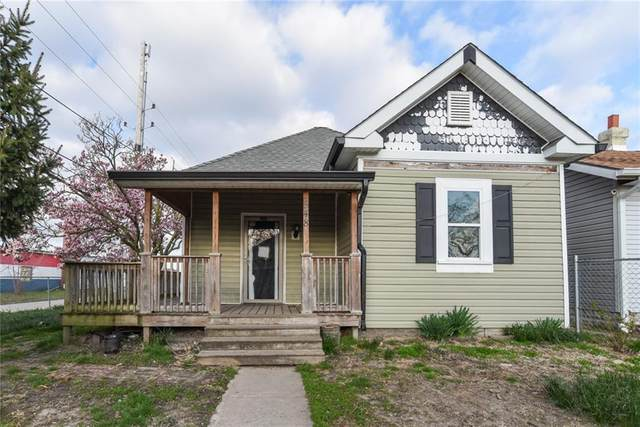 348 S Walcott Street, Indianapolis, IN 46201 (MLS #21775475) :: Anthony Robinson & AMR Real Estate Group LLC
