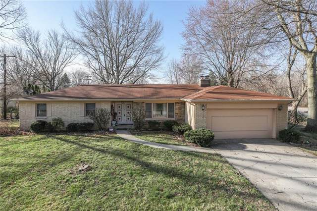 951 Mellowood Drive, Indianapolis, IN 46217 (MLS #21775485) :: Anthony Robinson & AMR Real Estate Group LLC